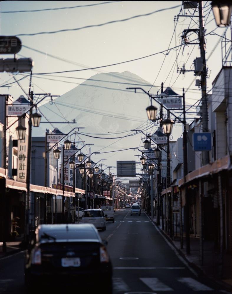 02.可看見富士山的富士見坂