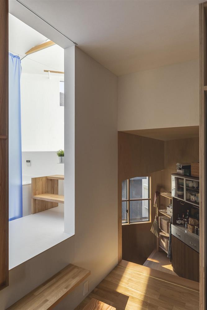 3層樓高卻有16層空間!大阪「高槻の住居」設計住宅_05
