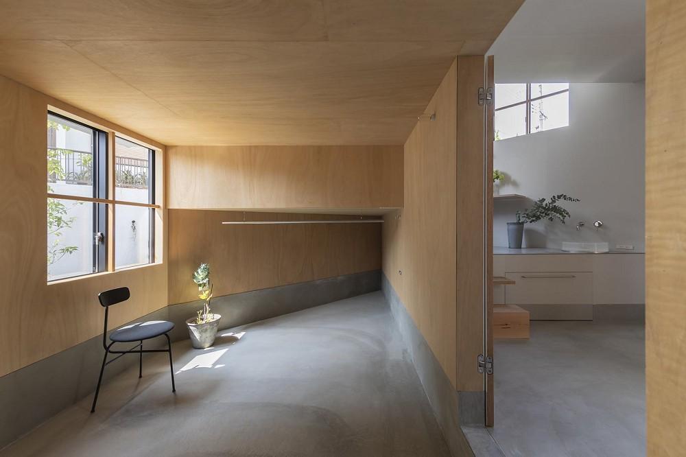3層樓高卻有16層空間!大阪「高槻の住居」設計住宅_17