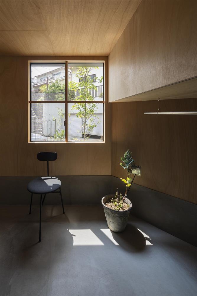 3層樓高卻有16層空間!大阪「高槻の住居」設計住宅_03