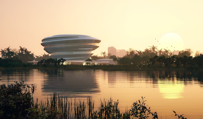 02_MAD_Hainan-Science-and-Technology-Museum_water-view-1