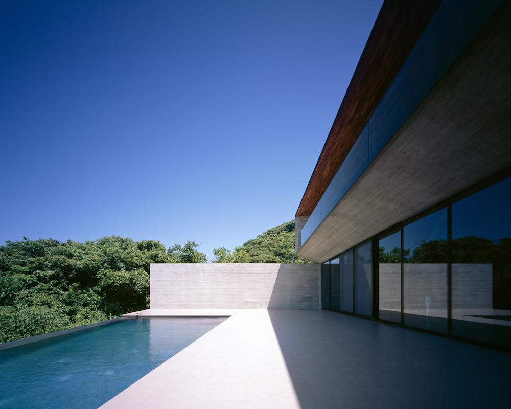 APOLLO建築事務所操刀沖繩INFINITY住宅2