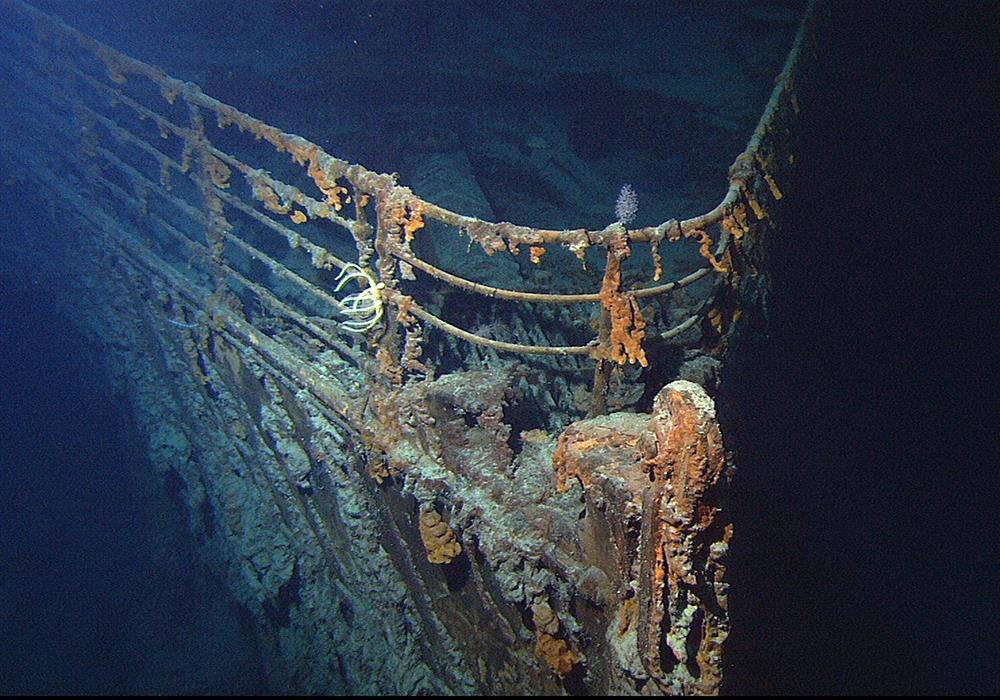 04.「鐵達尼號與鬼船:揭開水中腐化迷思」章節探討屍體在水裡如何會腐化到白骨的階段