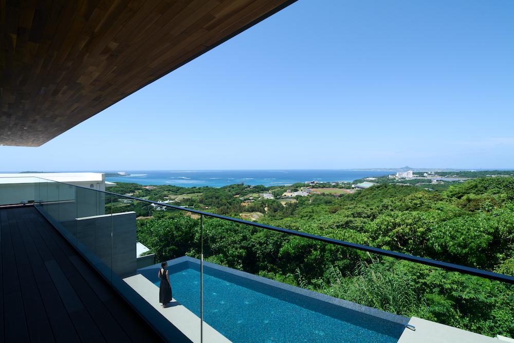 APOLLO建築事務所操刀沖繩INFINITY住宅4