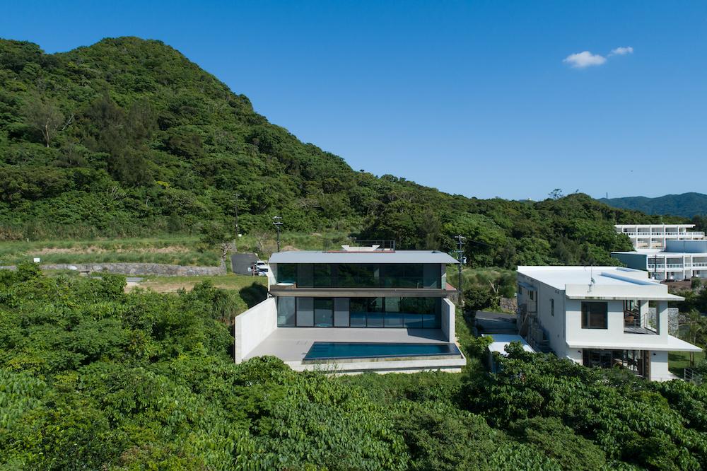APOLLO建築事務所操刀沖繩INFINITY住宅6