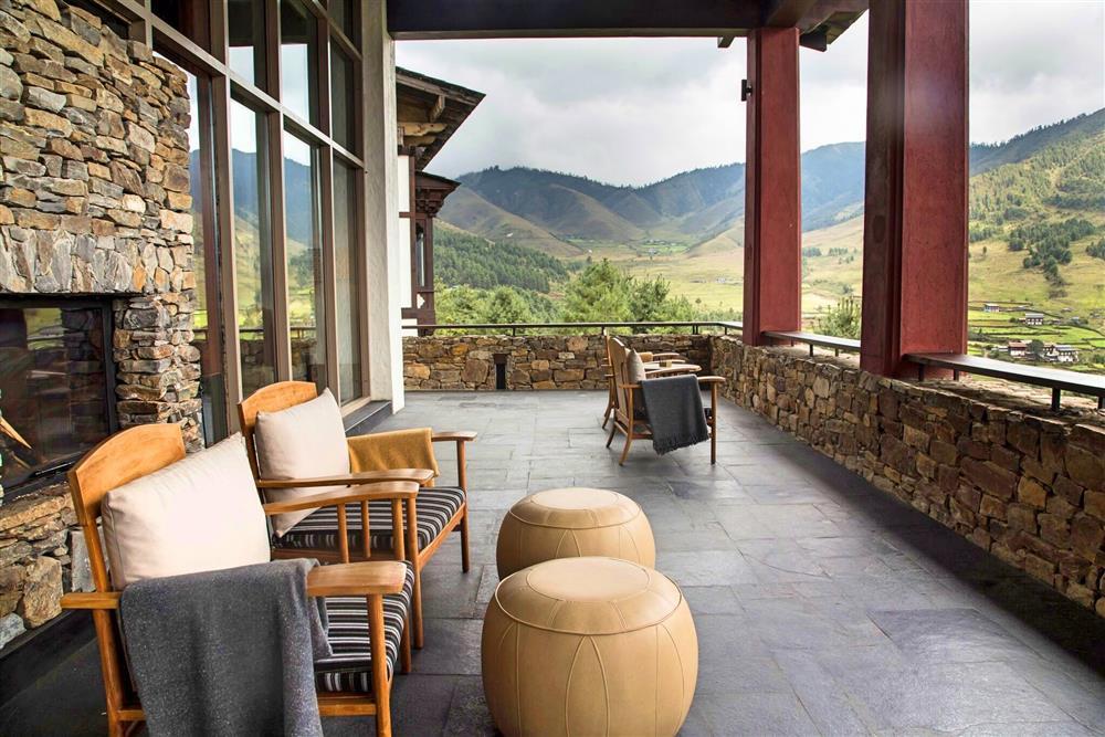 不丹「崗提山谷隱世小屋」1