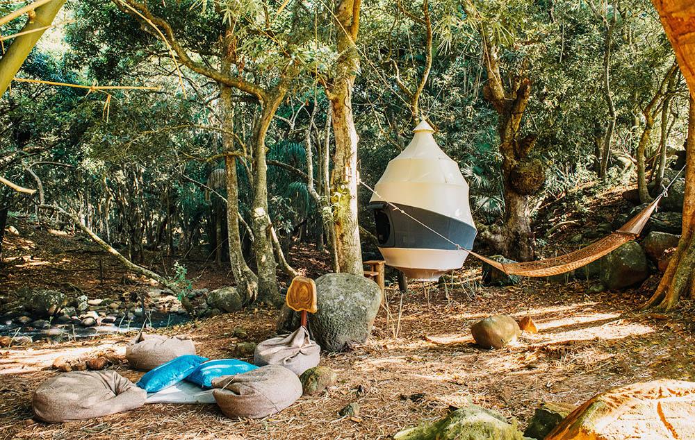 飄浮式露營小屋「Seedpod」!如帶著種子化身遊牧民族遠離塵囂_01
