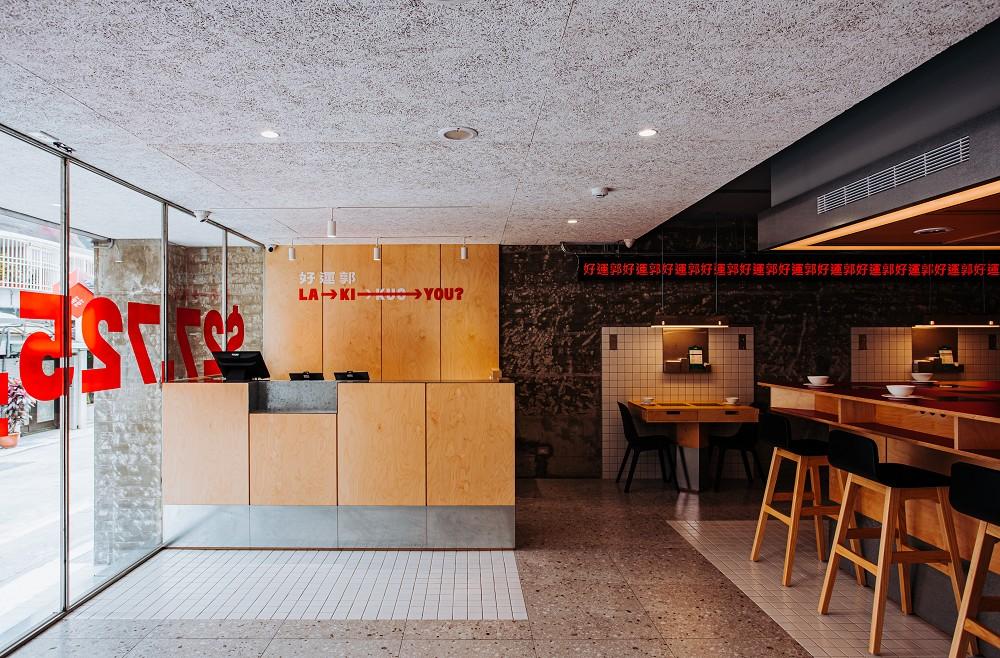 1「LA-KI-KUO好運郭」店內照片(4)