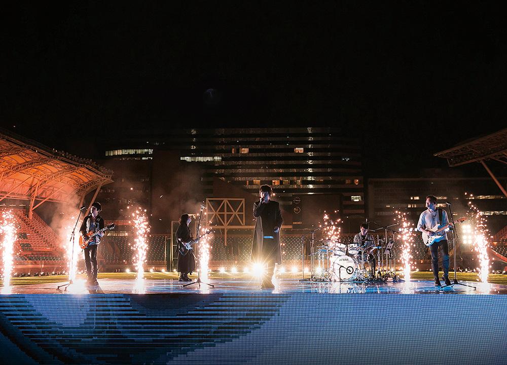 1五月天「突然好想見到你」打造高規格線上演唱會
