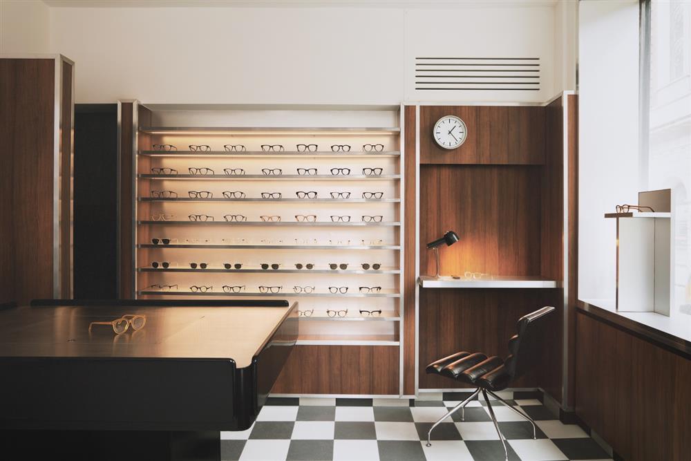 Child Studio操刀英國倫敦Cubitts眼鏡店