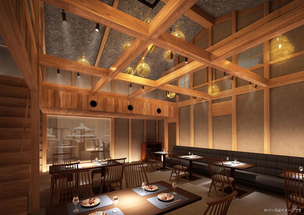 日本長野縣百年老屋改建而成旅宿「BYAKU Narai」04