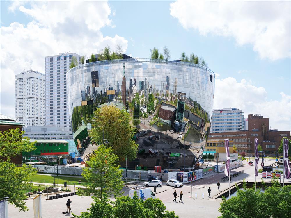 太研設計吳書原、MVRDV 廖慧昕談都市綠化趨勢!被自然植栽圍繞的城市生活