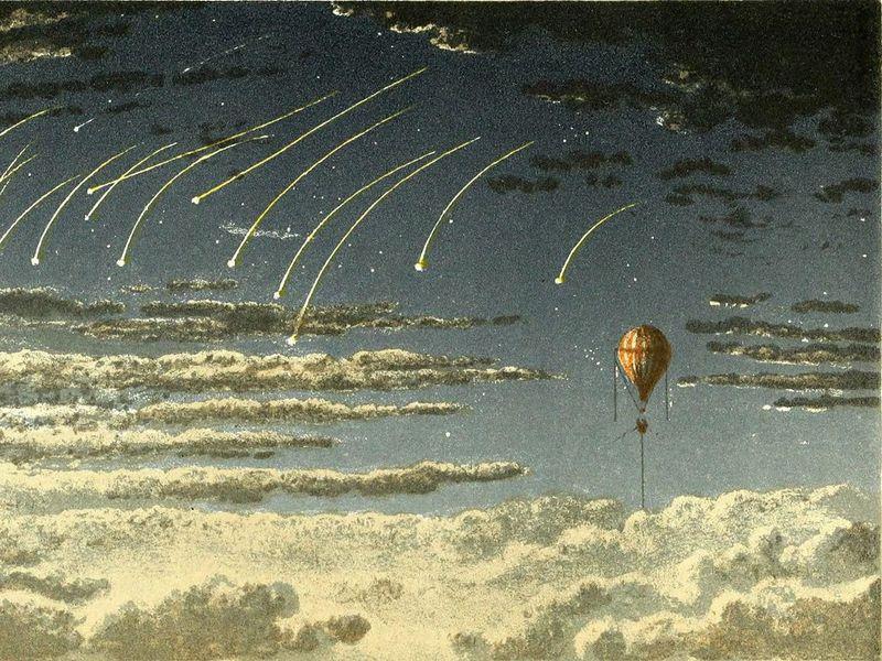 《空中旅行》(Travels in the Air)