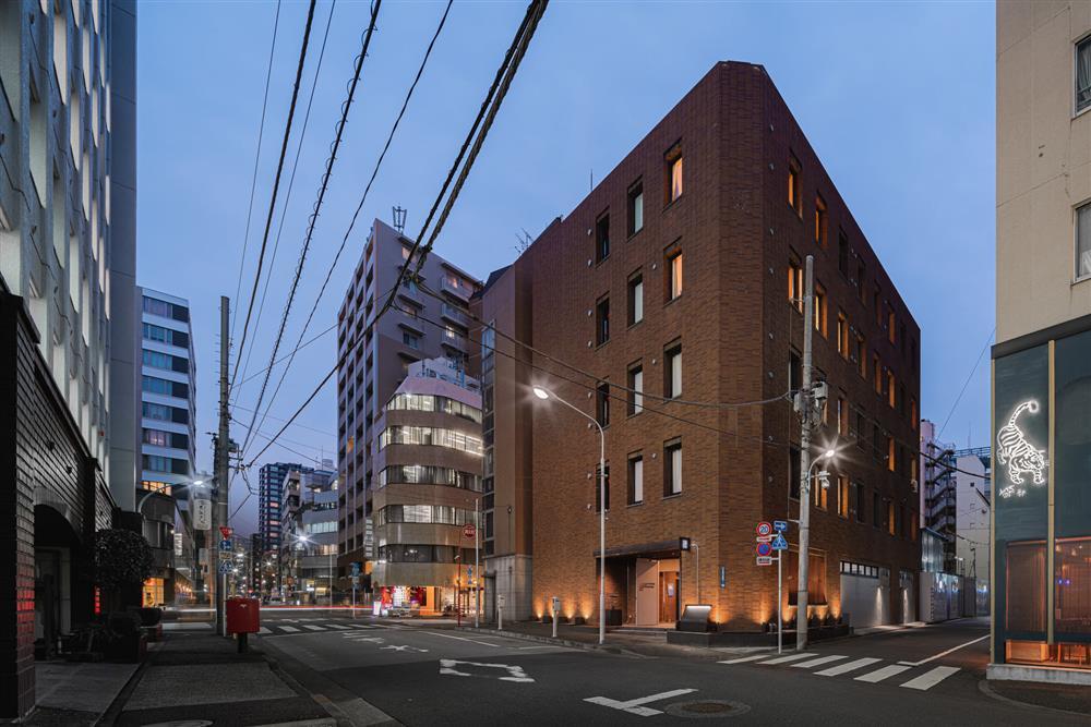 東京藝術旅店BnA_WALL日本橋開幕!用感官沉浸在23位藝術家打造的創作房型裡_01