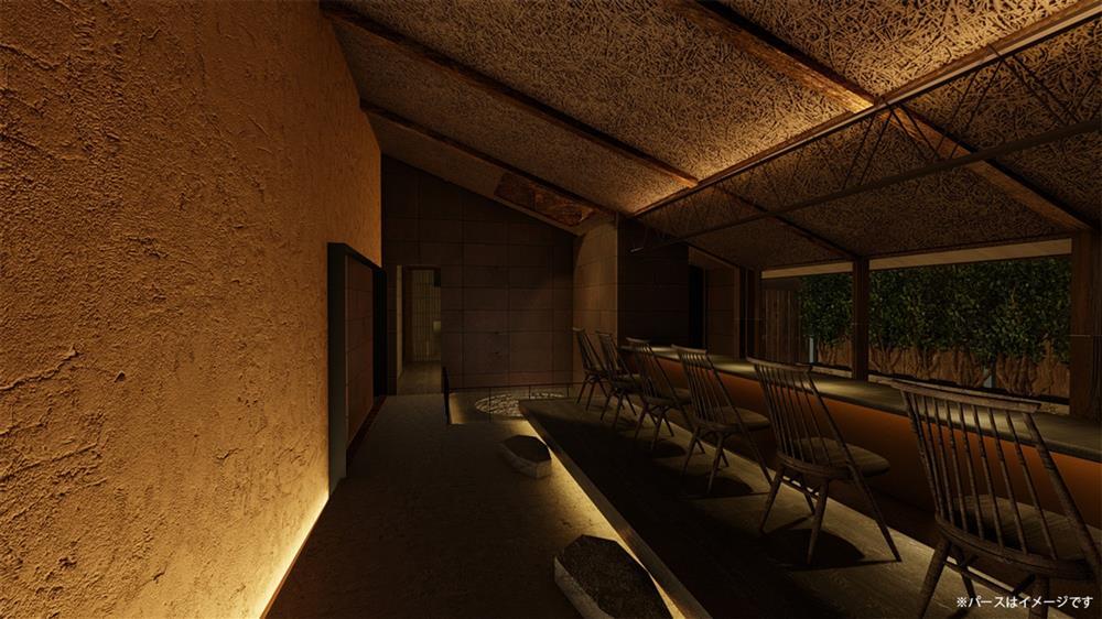 日本長野縣百年老屋改建而成旅宿「BYAKU Narai」06