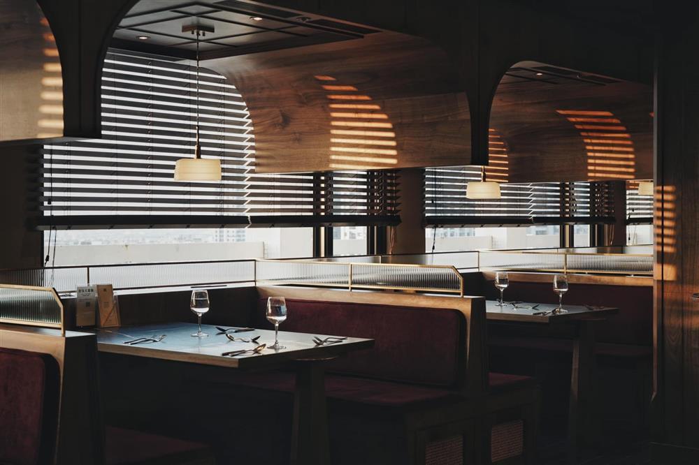 台南天下大飯店「圓頂西餐廳」新裝開幕!本事4大設計重點