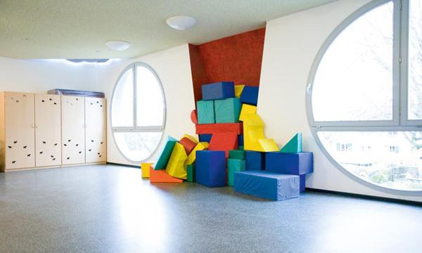 貓咪幼稚園 不可思議的童趣建築
