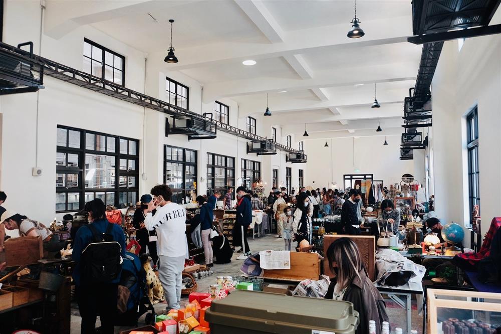 南港瓶蓋工廠台北製造所