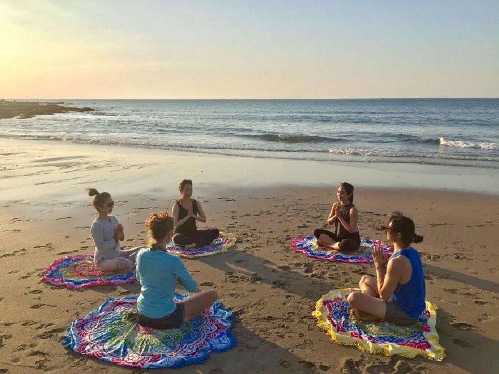 15-【冥想靜心瑜珈】瑜珈裡體驗身心循環