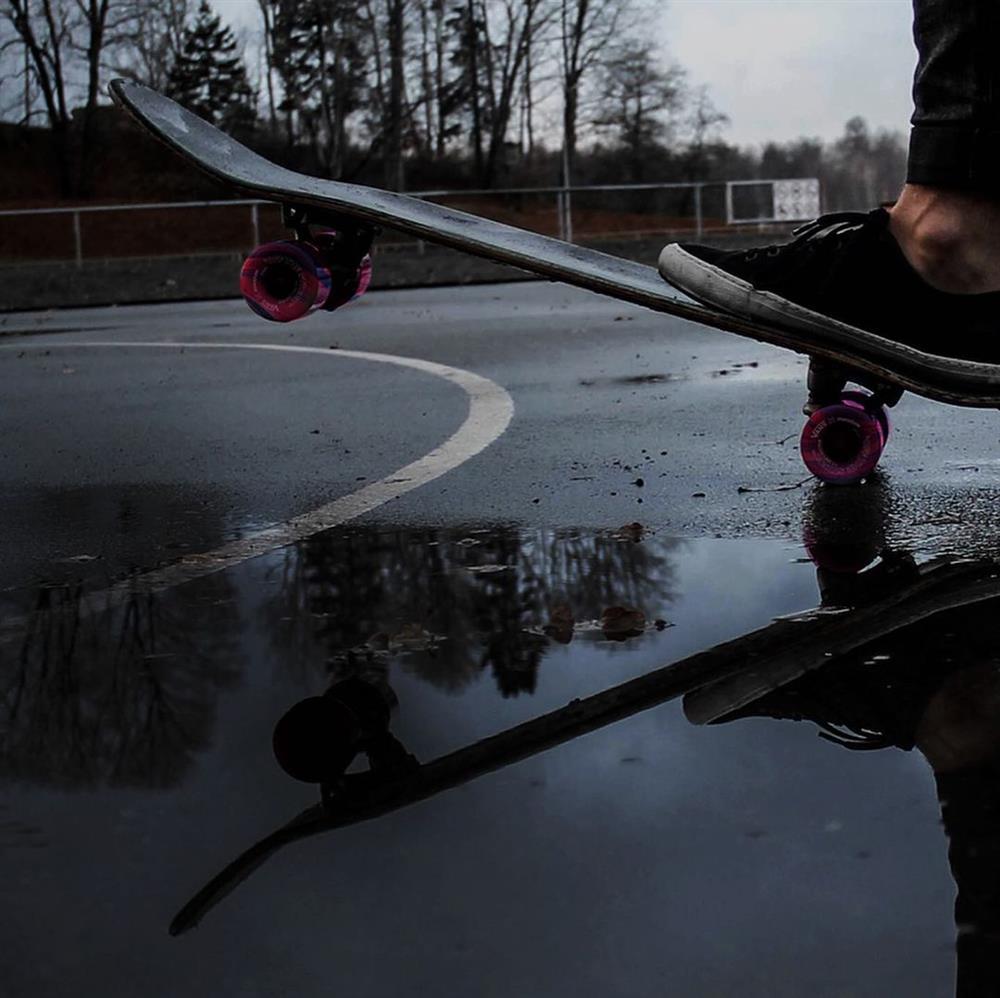 口香糖製成的滑板輪胎!環境友善設計、有望與VANS、Mentos合作_06