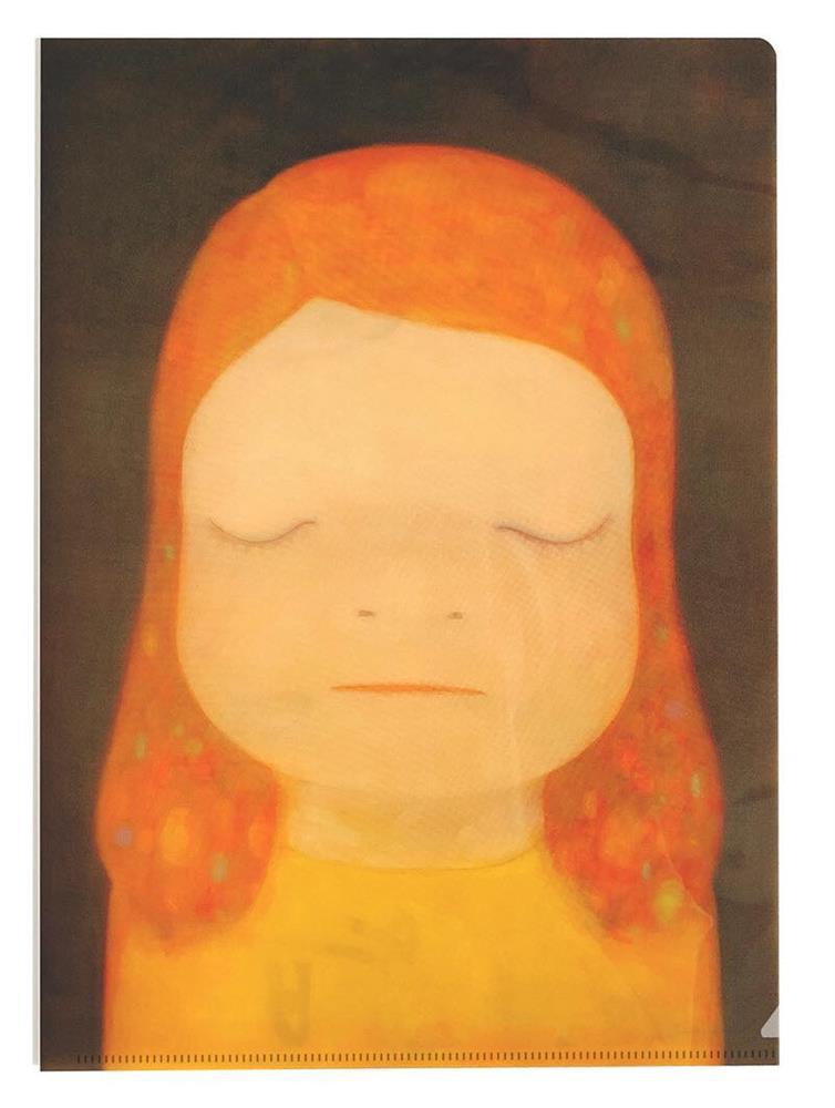 「奈良美智特展」現場直擊!新作《朦朧潮濕的一天》和數十件素描首次曝光
