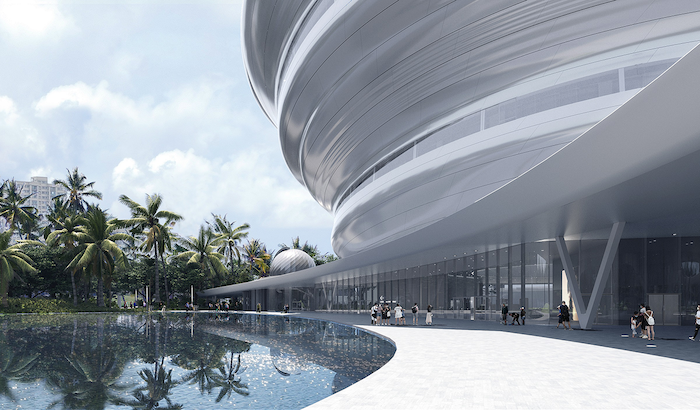 15_MAD_Hainan-Science-and-Technology-Museum_canopy-grey-space