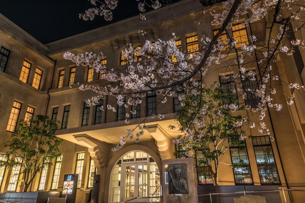 京都百年立誠小學變身城市新地標13
