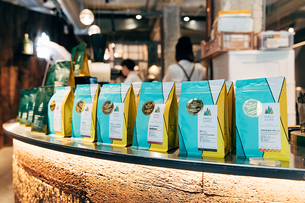 興波咖啡Simple Kaffa創辦人吳則霖!精品咖啡開創商業市場