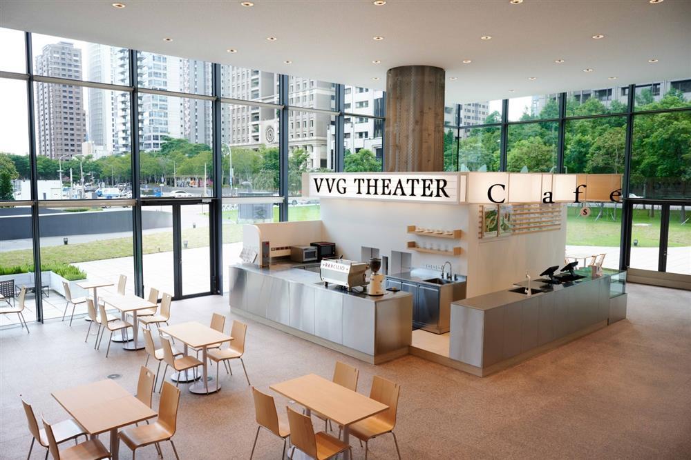 台中VVG Theater Café 好樣劇場咖啡1V042