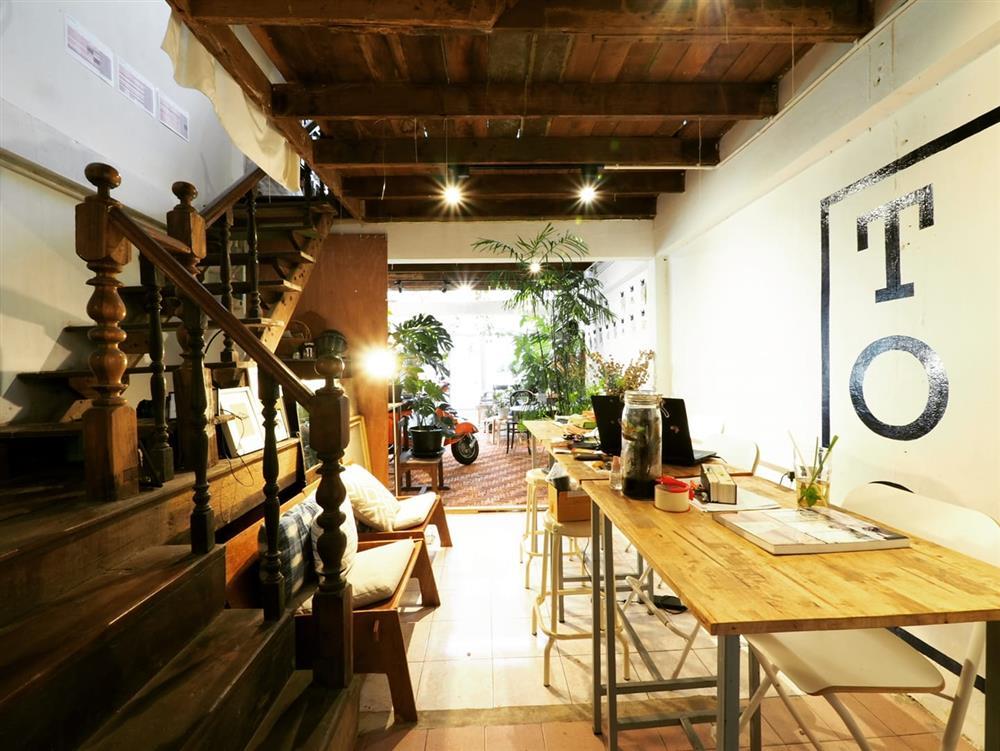 泰國曼谷綠意咖啡廳「TOO CAN CAFÉ」07