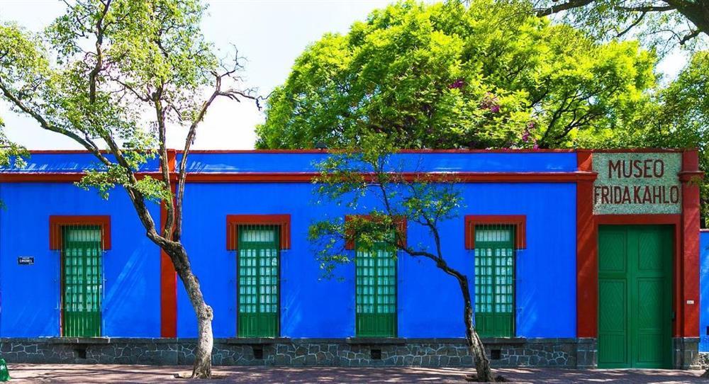 芙烈達·卡蘿博物館(Frida Kahlo Museum)線上看01