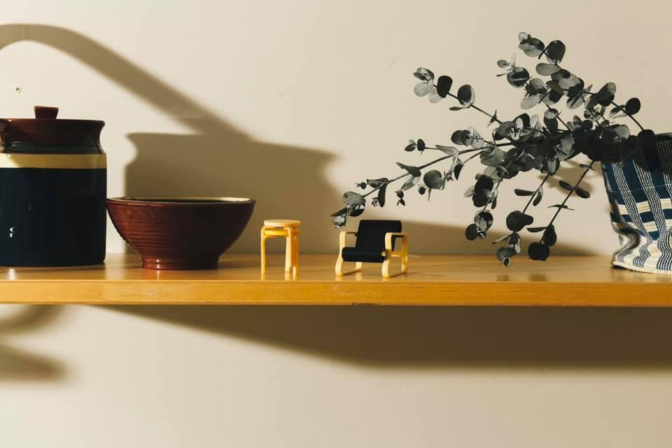 Alvar Aalto芬蘭家具代表性品牌Artek推扭蛋