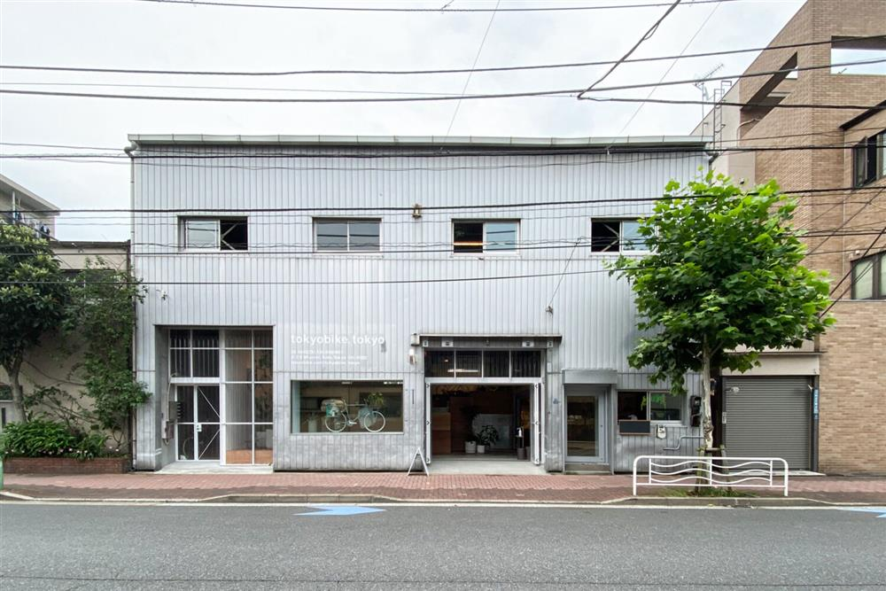 TOKYOBIKE TOKYO(トーキョーバイクトーキョー)清澄白河旗艦店