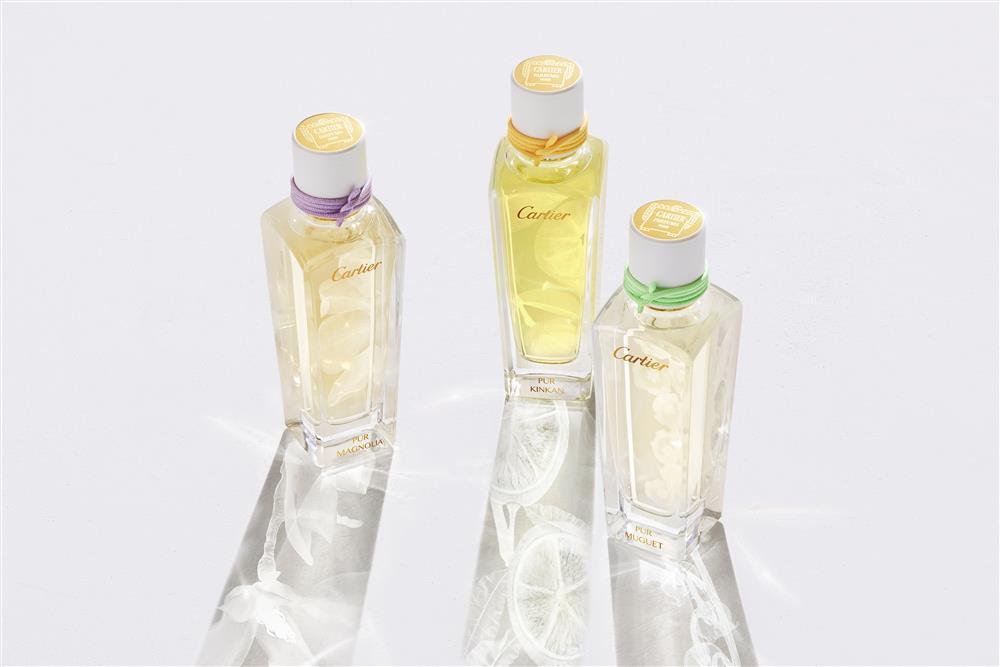 全新LES ÉPURES DE PARFUM系列香水