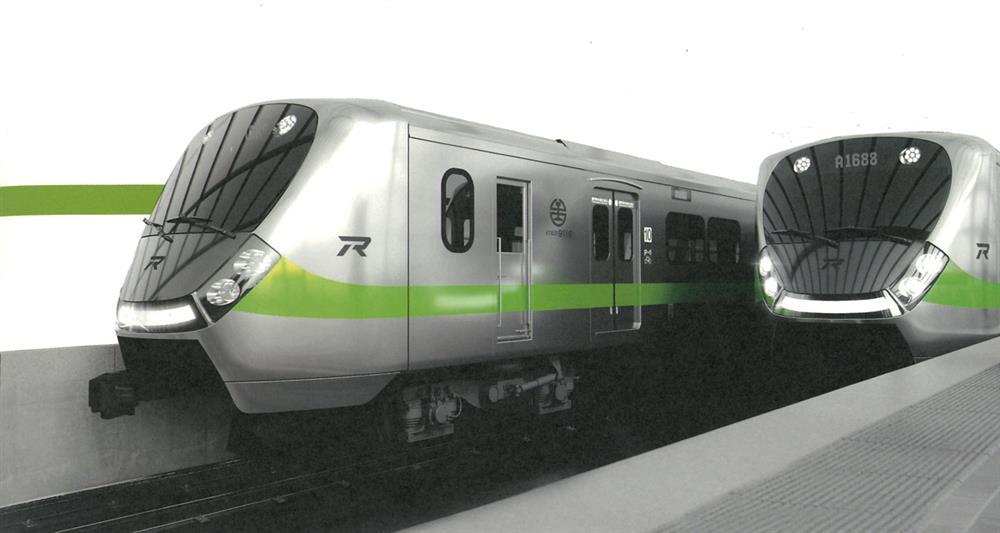 台鐵全新通勤電聯車設計