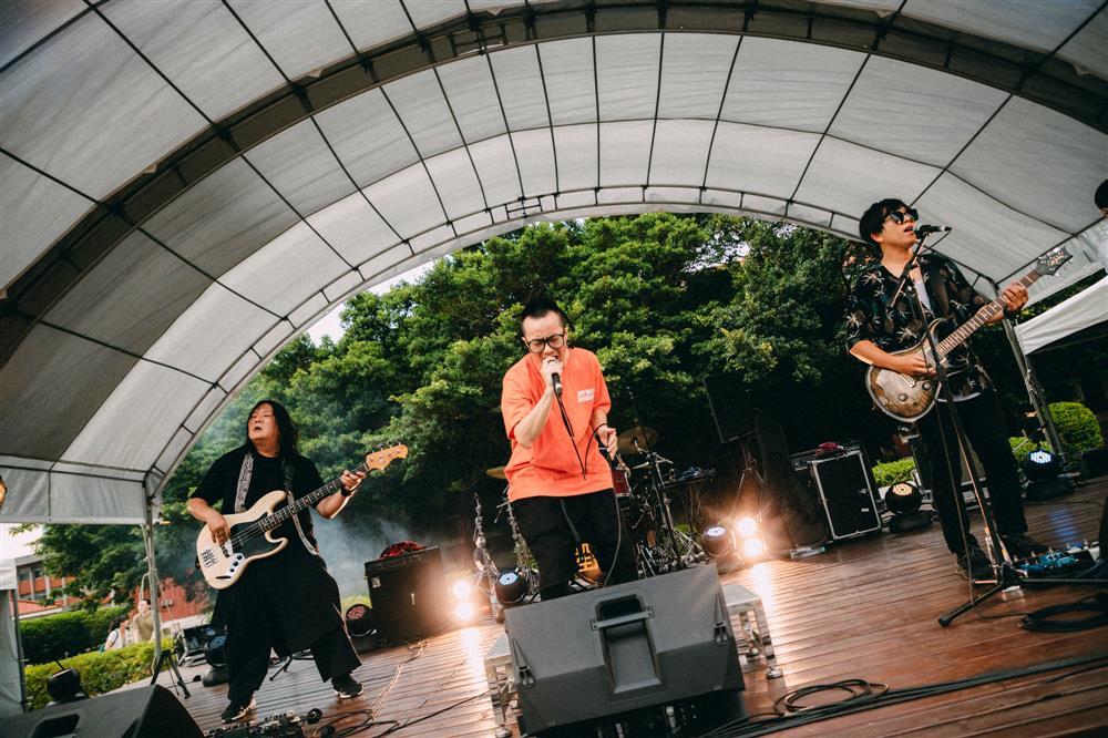 空總音樂綠洲《金秋發財夢》9月25日臺味音樂混搭演出線上線下一起Chill
