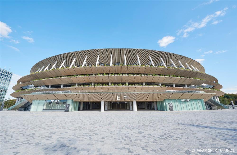 2020東京奧運主場館「新國立競技場」設計亮點