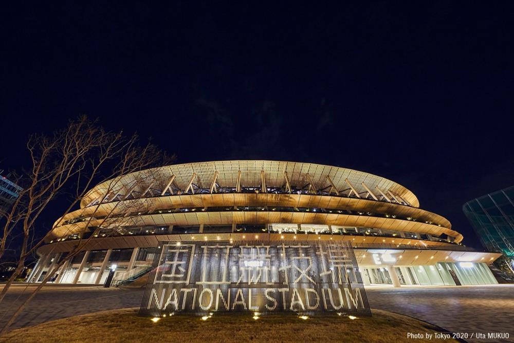 2020東京奧運主場館「新國立競技場」設計亮點2