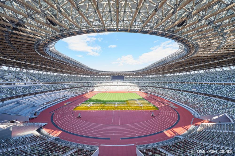 2020東京奧運主場館「新國立競技場」設計亮點6