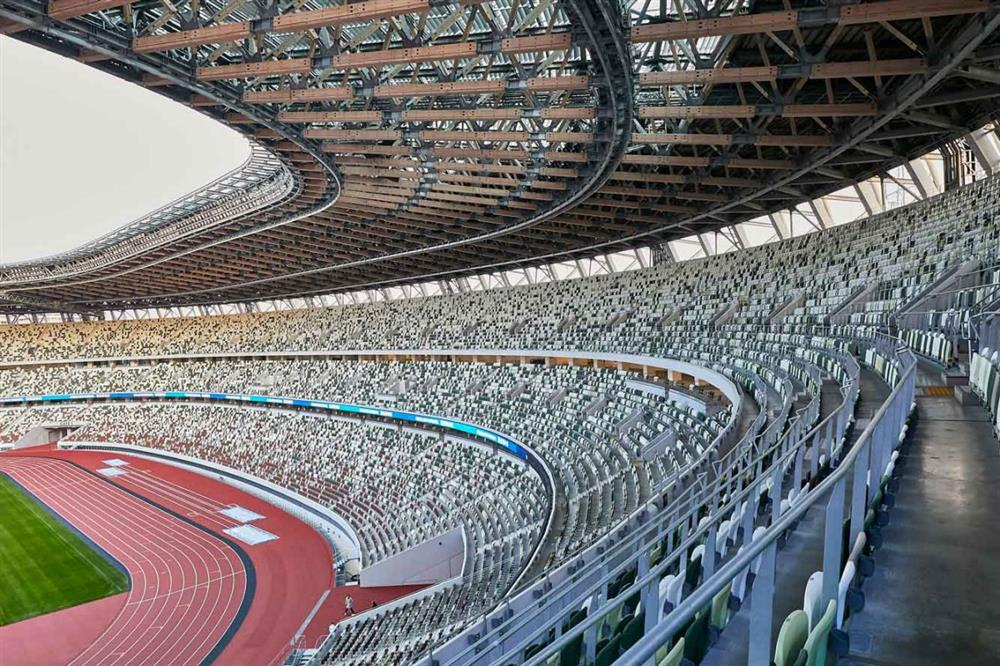 2020東京奧運主場館「新國立競技場」設計亮點8