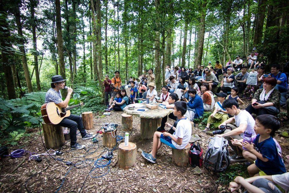 2020東眼山「回森林家」化身環境博物館!40組創作團隊齊聚五大森林展區6