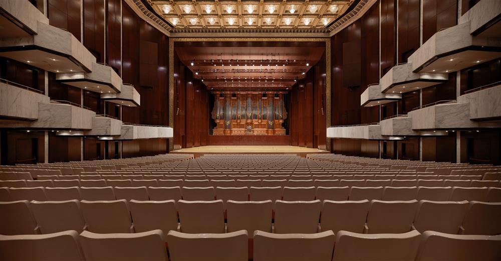 2021打開台北國家音樂廳-觀眾席-2