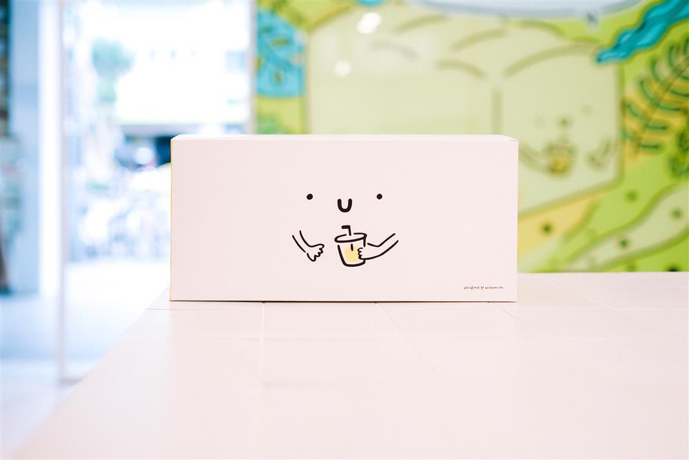 CAFE!N×嵜本生吐司推出限量禮盒4