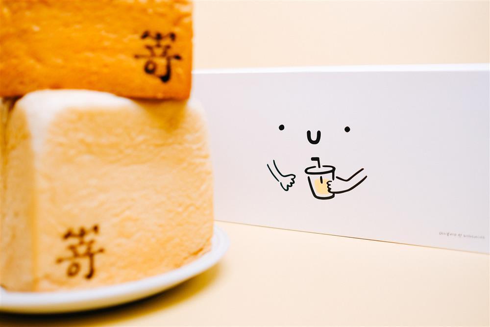CAFE!N×嵜本生吐司推出限量禮盒5