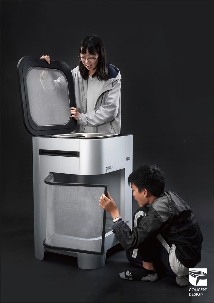 2021金點概念設計獎出爐!急救充氣擔架、藥品配送APP、防空洞改造公共浴場等11件亮點作品