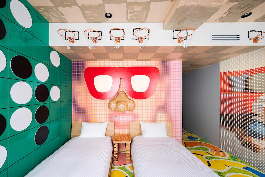 東京藝術旅店BnA_WALL日本橋開幕!用感官沉浸在23位藝術家打造的創作房型裡_06