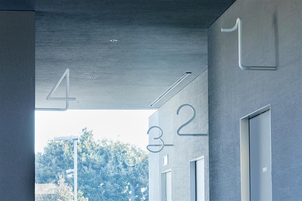 設計師木住野彰悟打造日本診所最美指標設計08