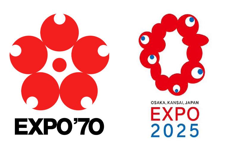 2025大阪世博會Logo
