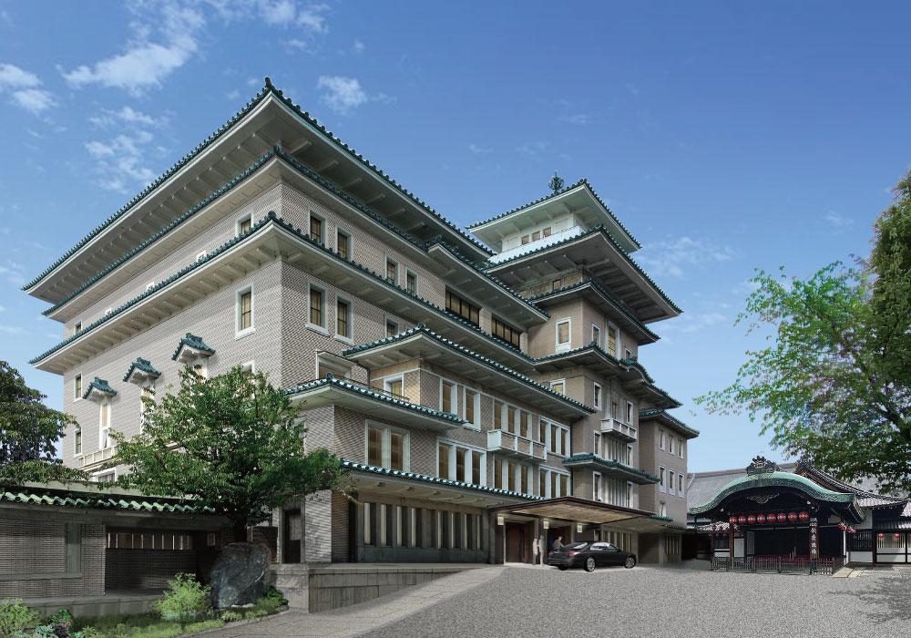 日本帝國大飯店京都祇園拓點6