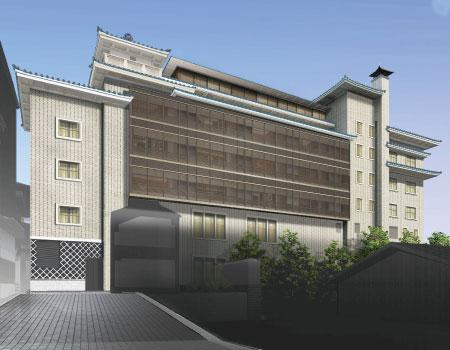 日本帝國大飯店京都祇園拓點9